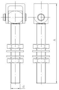 Multi-adjustable hinge