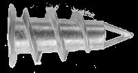 Metal plug for plasterboard DRIVA MET
