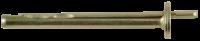 Metal hammer anchor