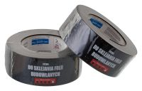Tapes for construction foils